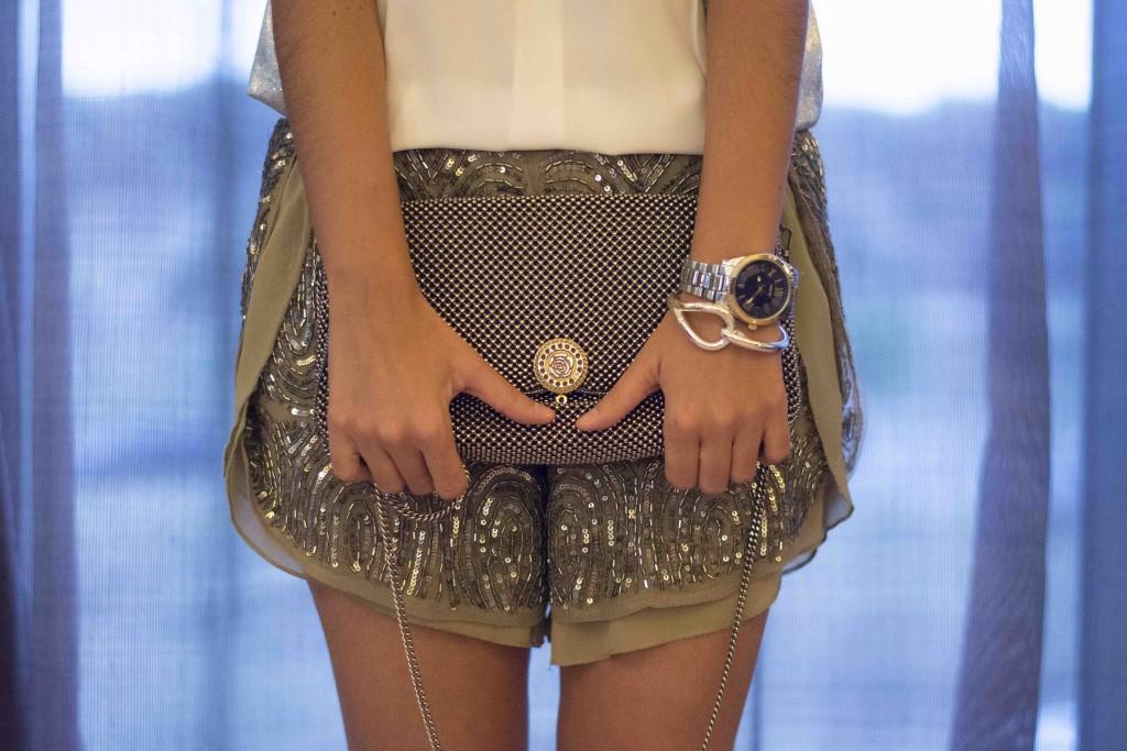 luxury shorts