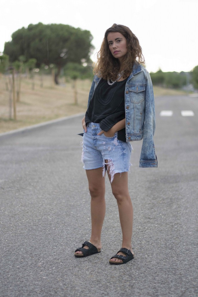 Rocker shorts