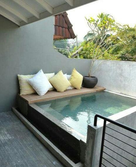 decoration swimming pools