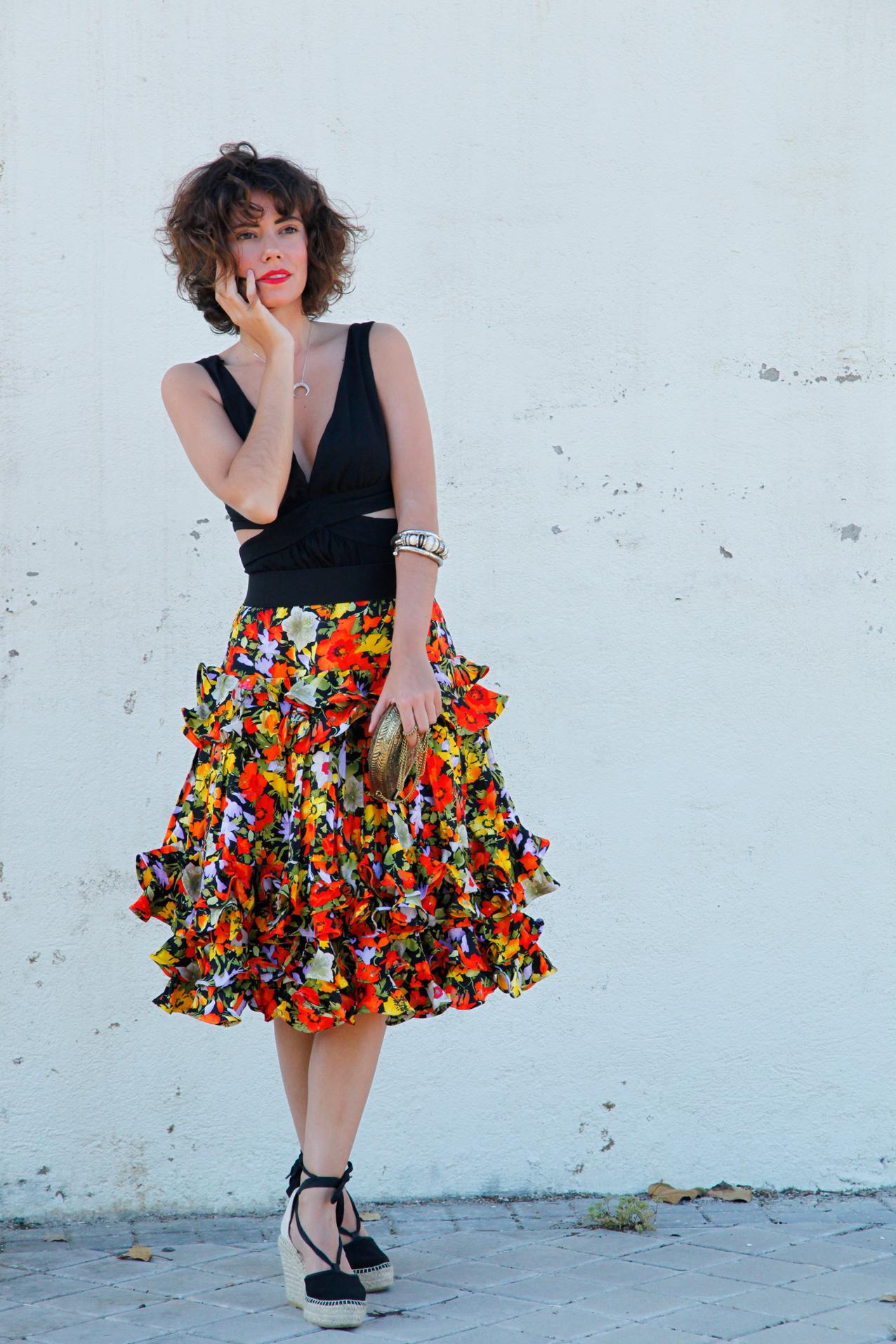 west_side_my_story_floral_vintage_skrit_streetstyle_cool_lemonade