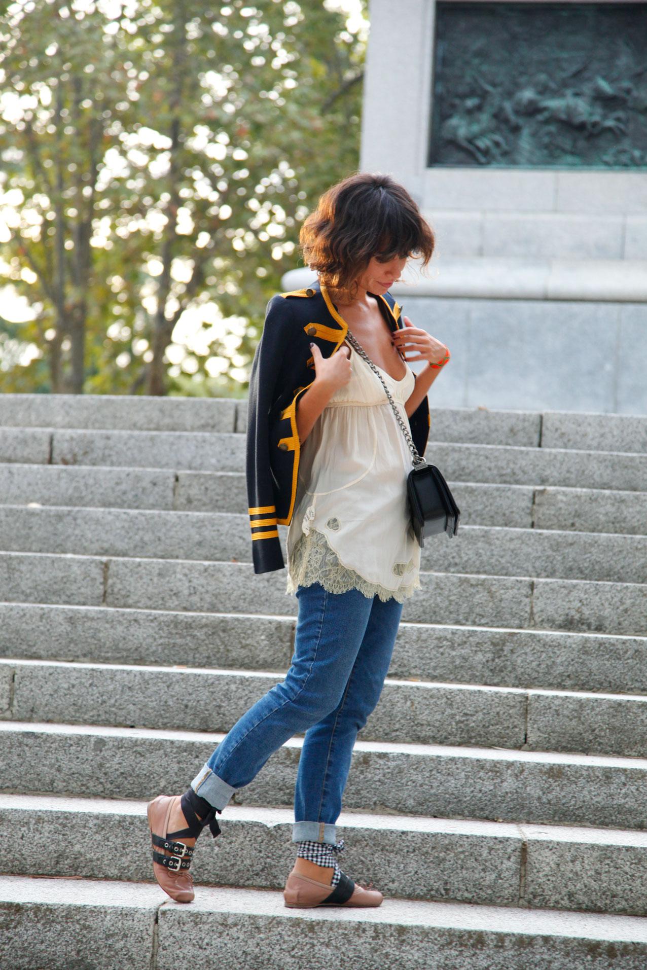 militar_jacket-lencero_autumn_look_miumiu_ballerinas_streetstyle-cool_lemonade-9