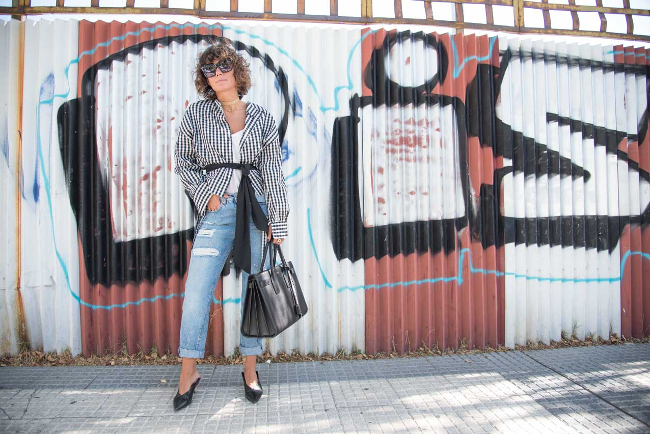 vichy_damero-shirt-look-mom_jeans-cool-lemonade-streetstyle