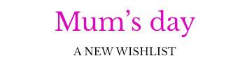 title-wislist- mumday